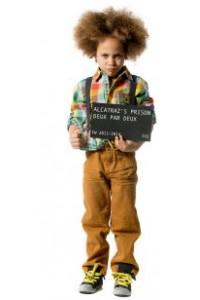 Модный детский трикотаж весна-лето 2015