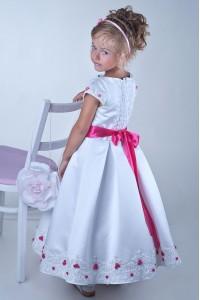 Обзор детских платьев на лето 2015