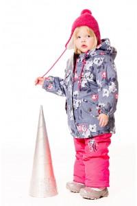 Новые детские модели курток и комбинезонов от Mychance