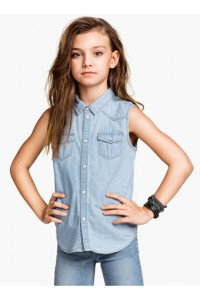 Детская мода весна-лето 2015