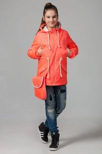 Какая верхня демисезонная одежда для детей сейчас в моде: куртки, парки, ветровки