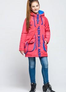 """Весенняя куртка парка """"NEW YORK"""""""