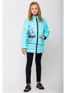 """Демисезонная куртка """"Помадка"""""""