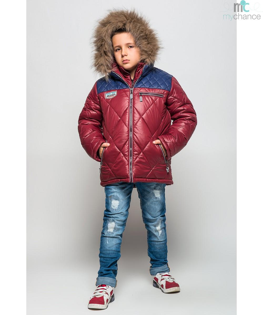 Детская Одежда Куртки Зимние