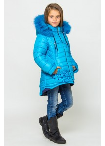 Зимняя куртка Звезда