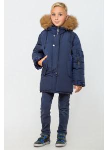 Зимняя куртка Честер