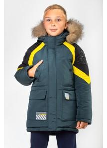 Зимняя куртка Макар