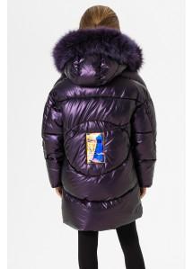 Зимнее пальто  Анна
