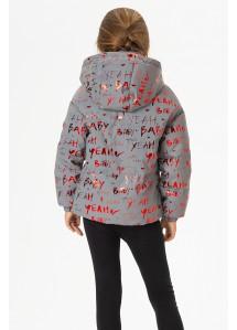 Демисезонная куртка Варя