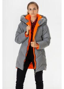 Зимнее пальто Цветик