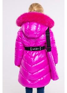 Зимнее пальто Ангелина