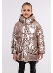 Зимнее пальто Диана