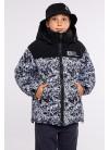 Зимняя куртка Арктика принт